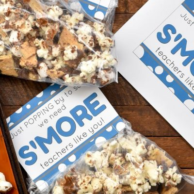 FREE Teacher Appreciation Printable: S'more Teachers Like You