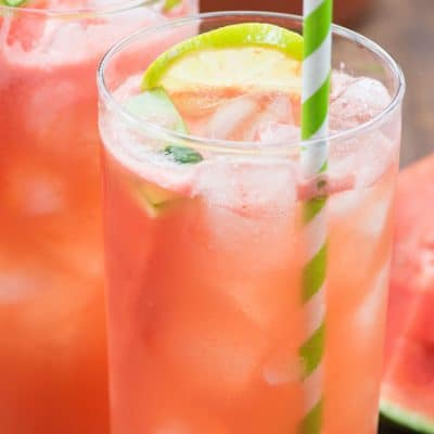 Watermelon Party Punch