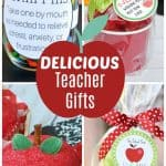 Yummy DIY Back to School Teacher Gifts