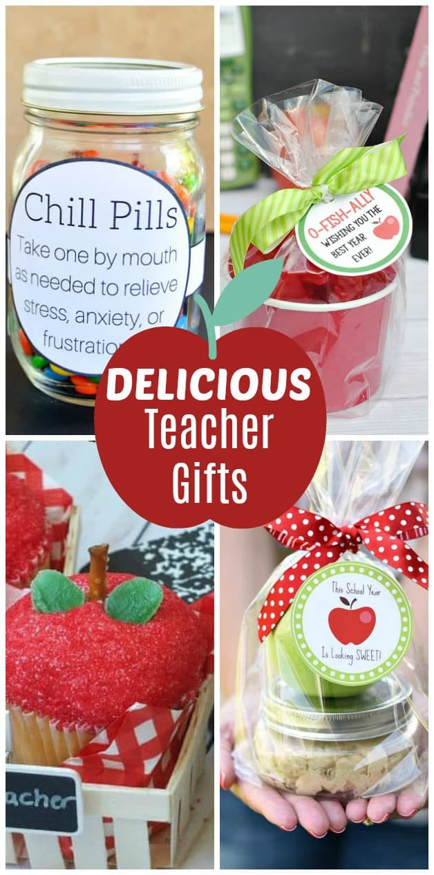 Bring your teachers a delicious DIY back to school treat! Teachers will love these fun and easy DIY projects.
