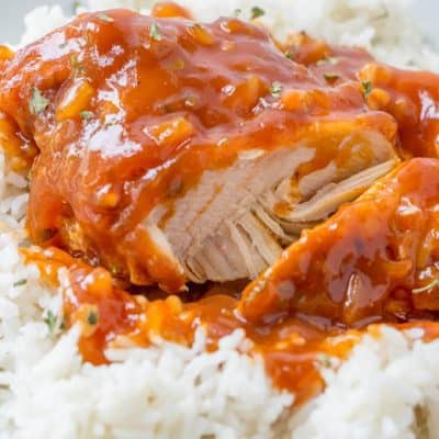 Instant Pot Hawaiian Chicken