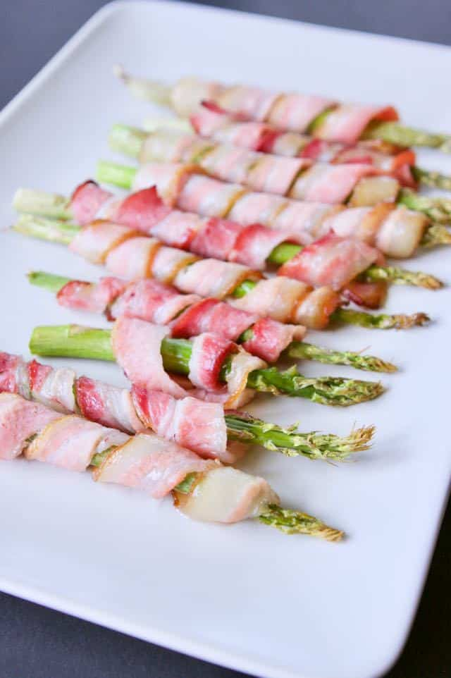 Easy Bacon-Wrapped Asparagus