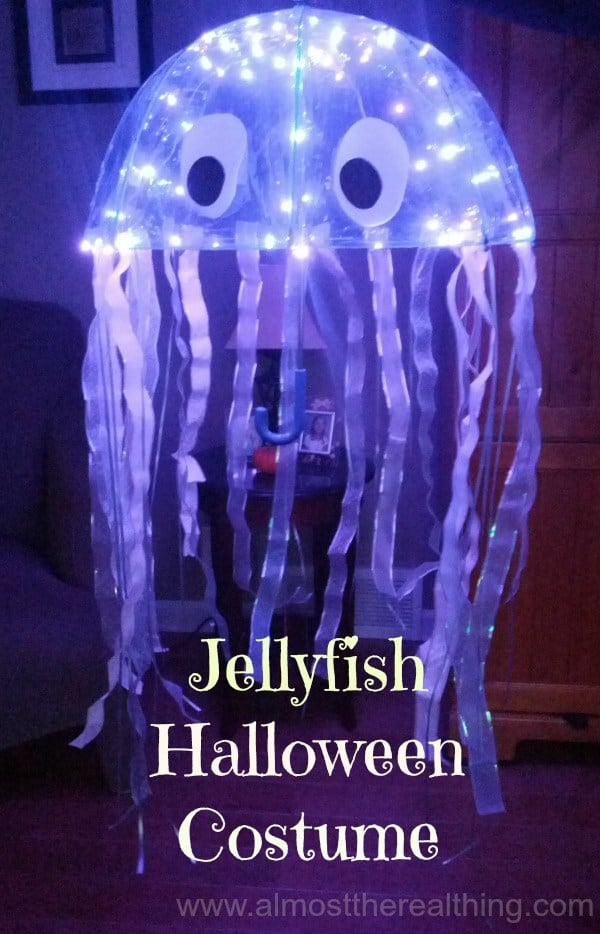a jelly fish costume