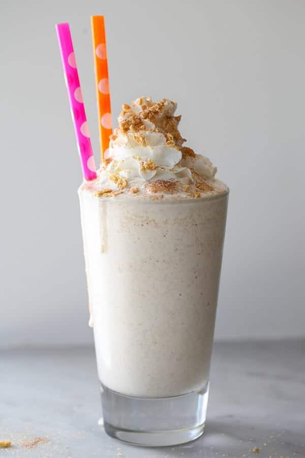 Cinnamon Toast Crunch Milkshake