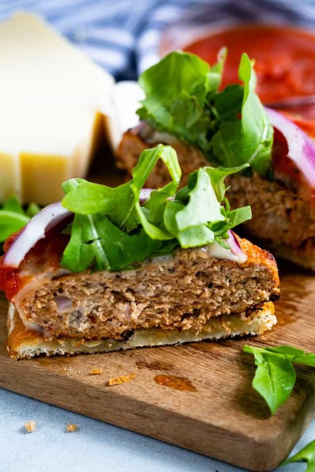 Italian turkey burger recipe